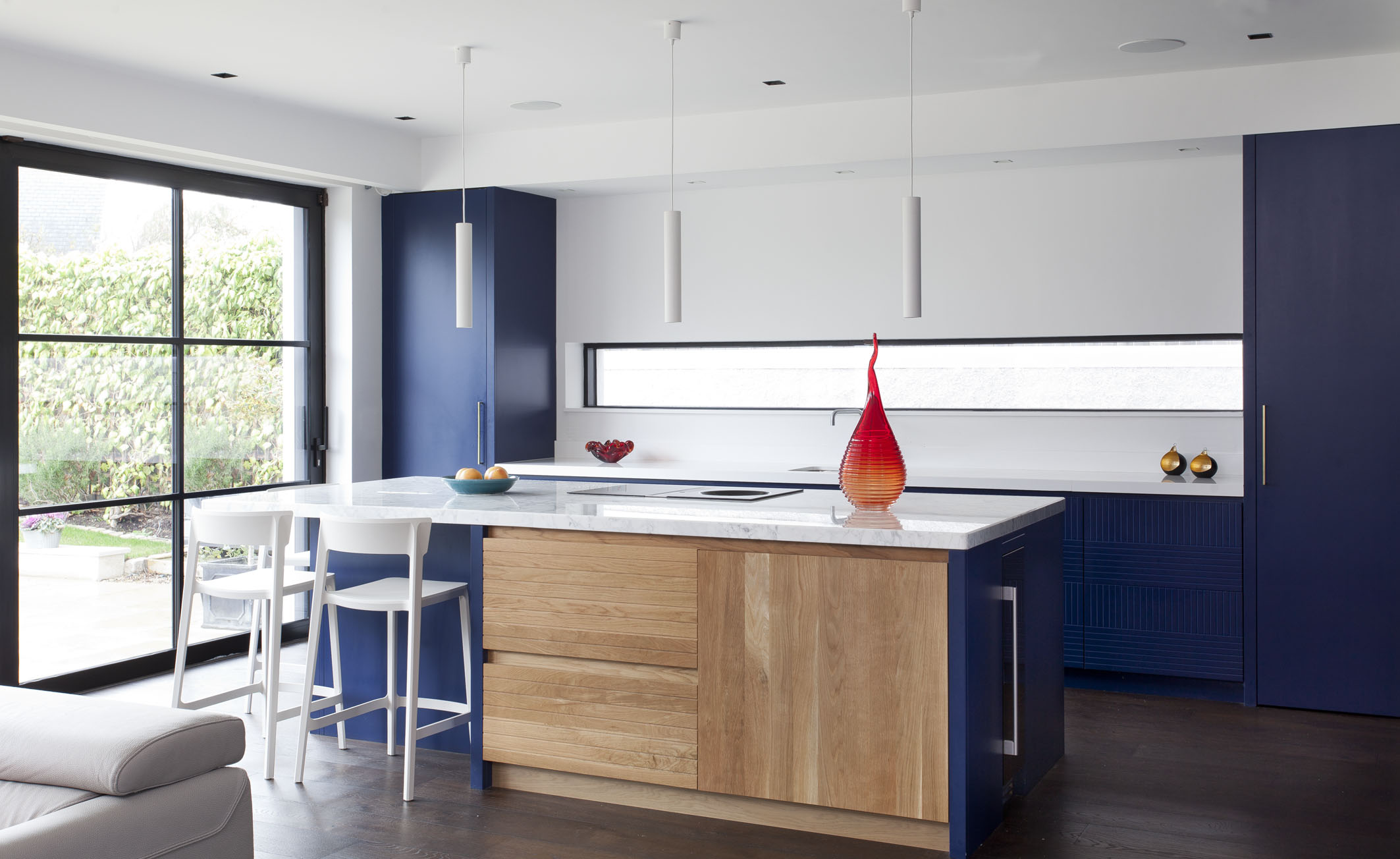 Bespoke Contemporary Kitchen In Dublin